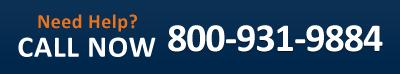 Need Help? Call 800-931-9884