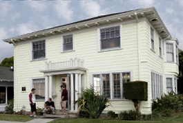 Hochman House Location
