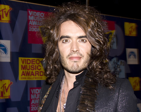 Russell Brand Defies The Stigma Of Addiction