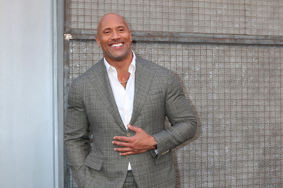 Duane the Rock Johnson Opens Up About Battling Depression