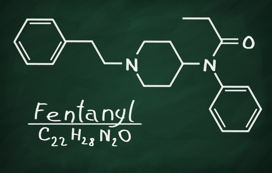 The Spread of Fentanyl