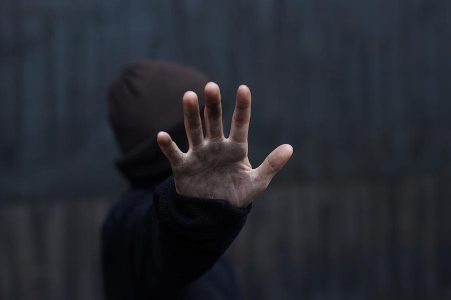 Seeing a Family Member Homeless