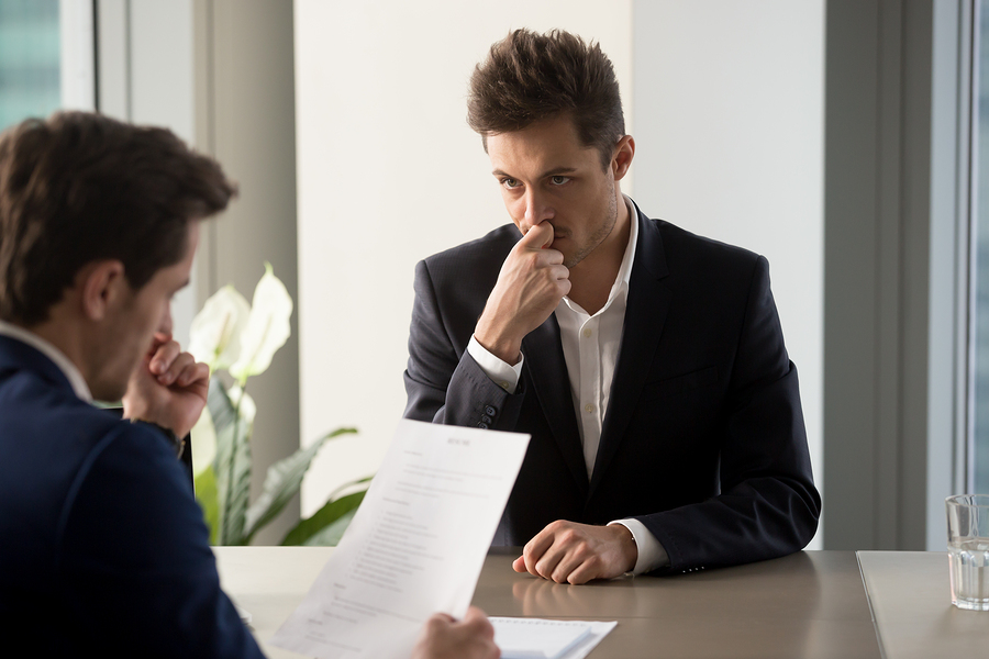 Trouble Finding a Job After Rehab