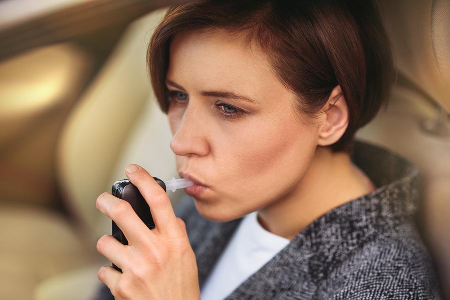 Alcohol Monitoring App