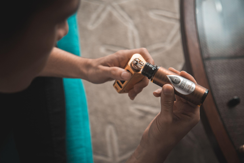E-Cigs and Vaping Addiction