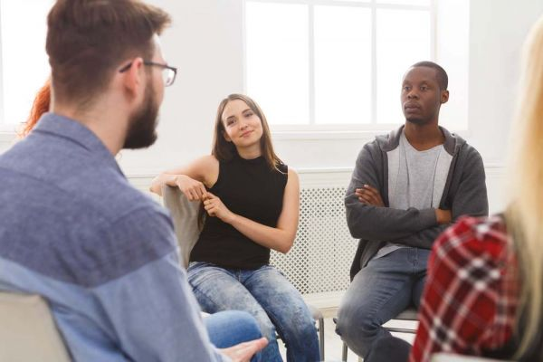 goodencenter-The-LGBTQ+-Community-and-Substance-Use--photo-of-group-therapy