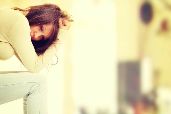 Gooden Center How Should a Sober Christian Handle Depression photo of Teenage girl depression