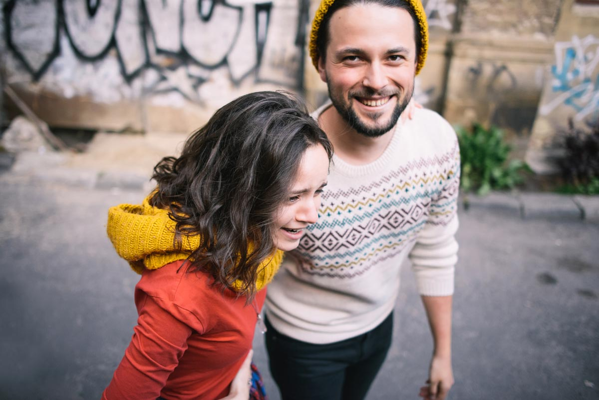 goodencenter When & How to Tell the Person You're Dating You're In Recovery photo of a smiling couple