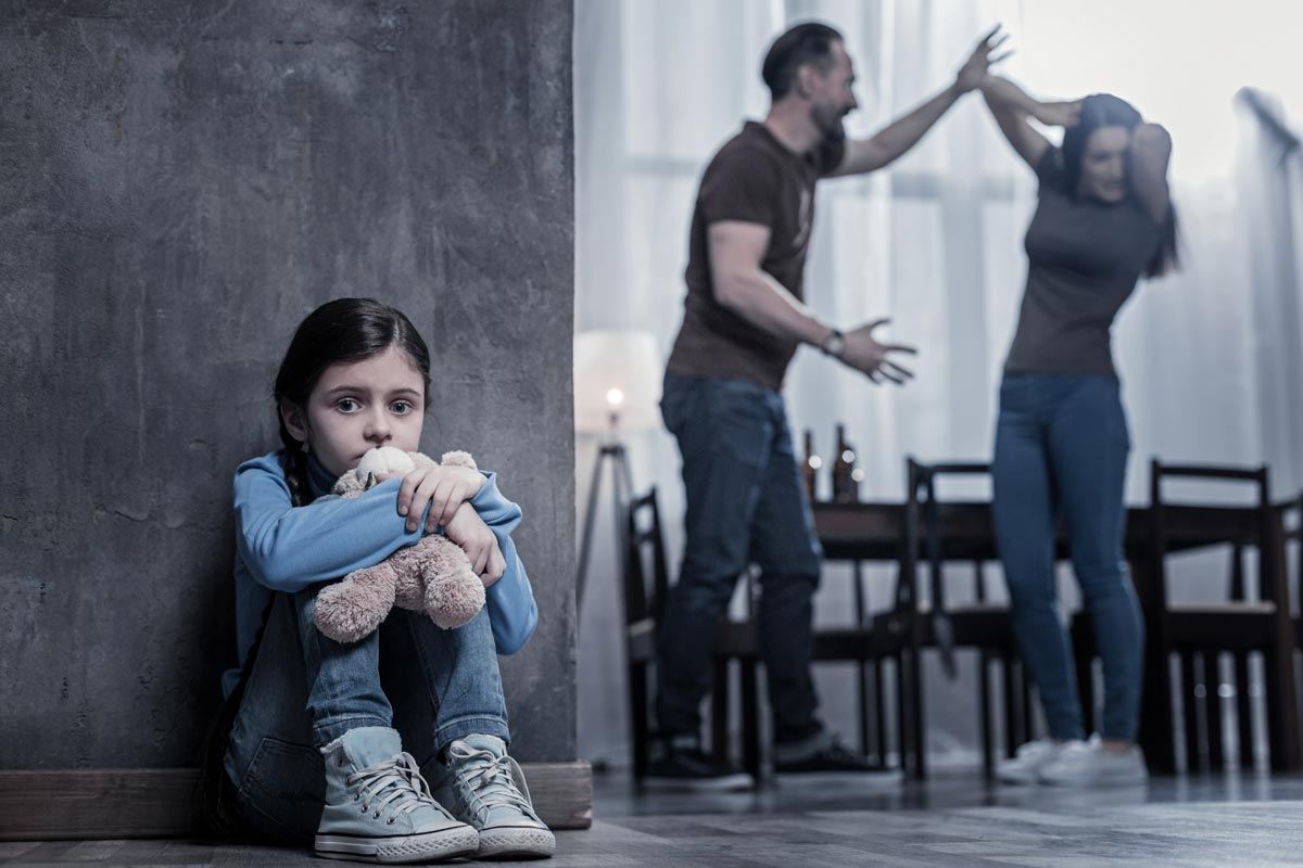 goodencenter The Link Between Child Abuse and Mental Illness photo of domestic violence